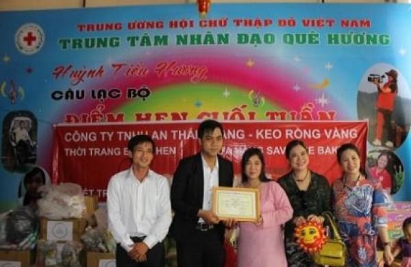 Công ty TNHH An Thái Khang, hãng Thời trang Ethophen và Cửa hàng Savoure Bakery