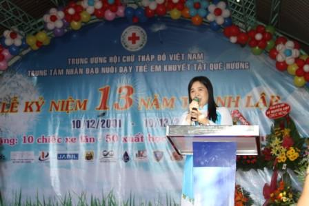 Kỷ niệm 13 năm thành lập Trung tâm