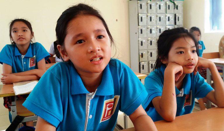 Que Huong Charity Need volunteer ?