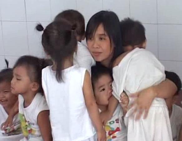 Mái ấm của trẻ bị bỏ rơi- mẹ Huỳnh Tiểu Thương