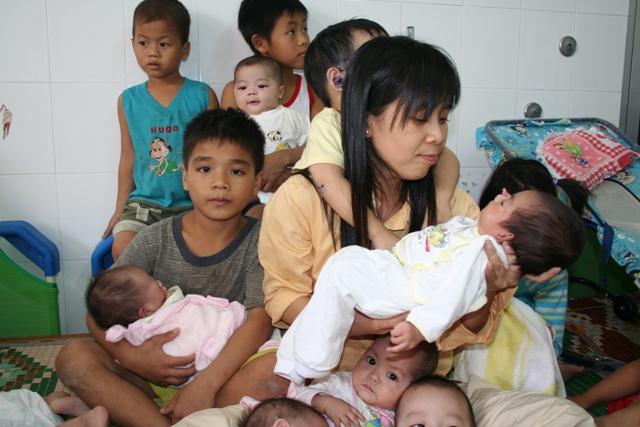 Phim tài liệu về chị Huỳnh Tiểu Hương: Trọn đời vì con...