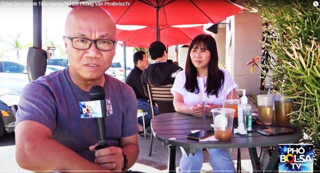 Gia Đình 345 Trẻ Chúc Mừng 10 Thành Lập Phố BolsaTv - Huỳnh Tiểu Hương