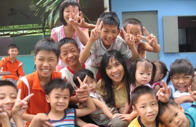 Sứ Giả Của Lòng Nhân Ái- Huỳnh Tiểu Hương