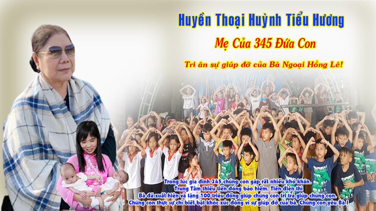 Bà Hồng Lê Ủng Hộ 100 Triệu Giúp Chúng Con Chi Trả Tiền Điện Và Tiền Bảo Hiểm