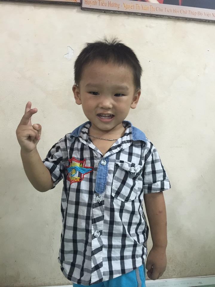 Trẻ sơ sinh bị bỏ rơi Huỳnh Tiểu Vũ  ngày ấy - bây giờ