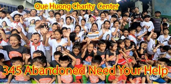345 Trẻ Bị Bỏ Rơi cần sự giúp đỡ - Huynh Tieu Huong