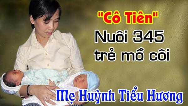 Vị Bồ Tát Của Những Phận Đời Kém May Mắn - Huynh Tieu Huong