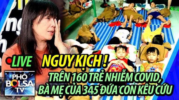 168 ca dương tính Covid19- mẹ Huỳnh Tiểu Hương chia sẻ !