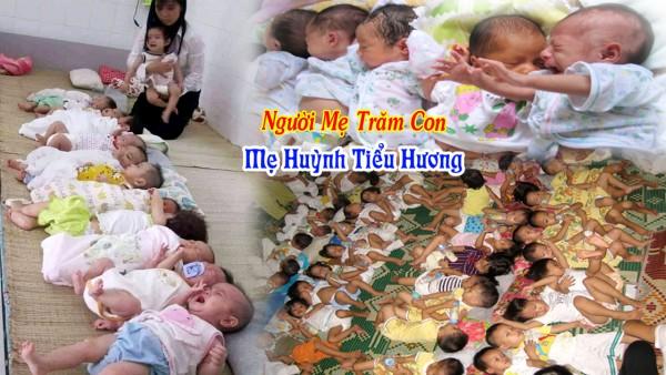 Huỳnh Tiểu Hương - Người Mẹ của 345 Đứa Trẻ Bị Bỏ Rơi