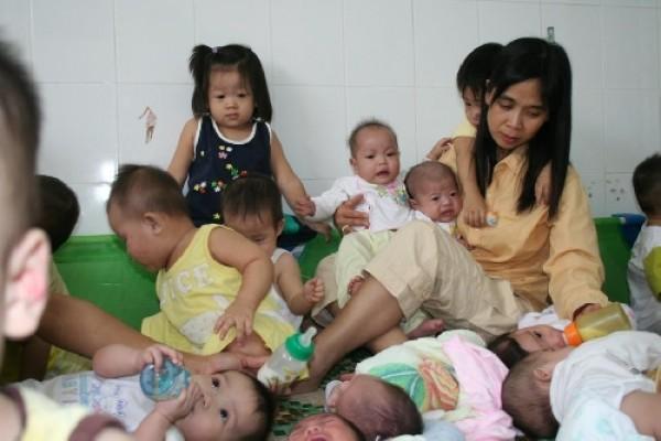 Huỳnh Tiểu Hương - Người Mẹ của 342 trẻ cô nhi vô thừa nhận
