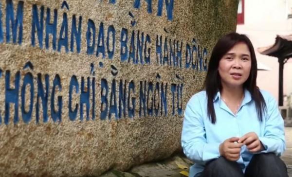 ''Nhân đạo - Hành động'' - Huỳnh Tiểu Hương