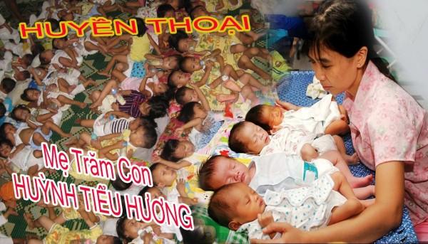Huyền Thoại Mẹ Trăm Con Huỳnh Tiểu Hương